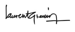 Signature Laurent Guerrier